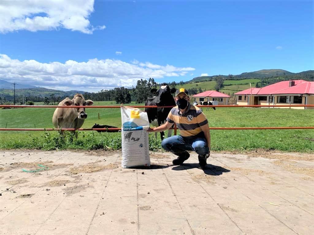 JOSERA DairySafe - la solución para nuestros problemas durante el postparto